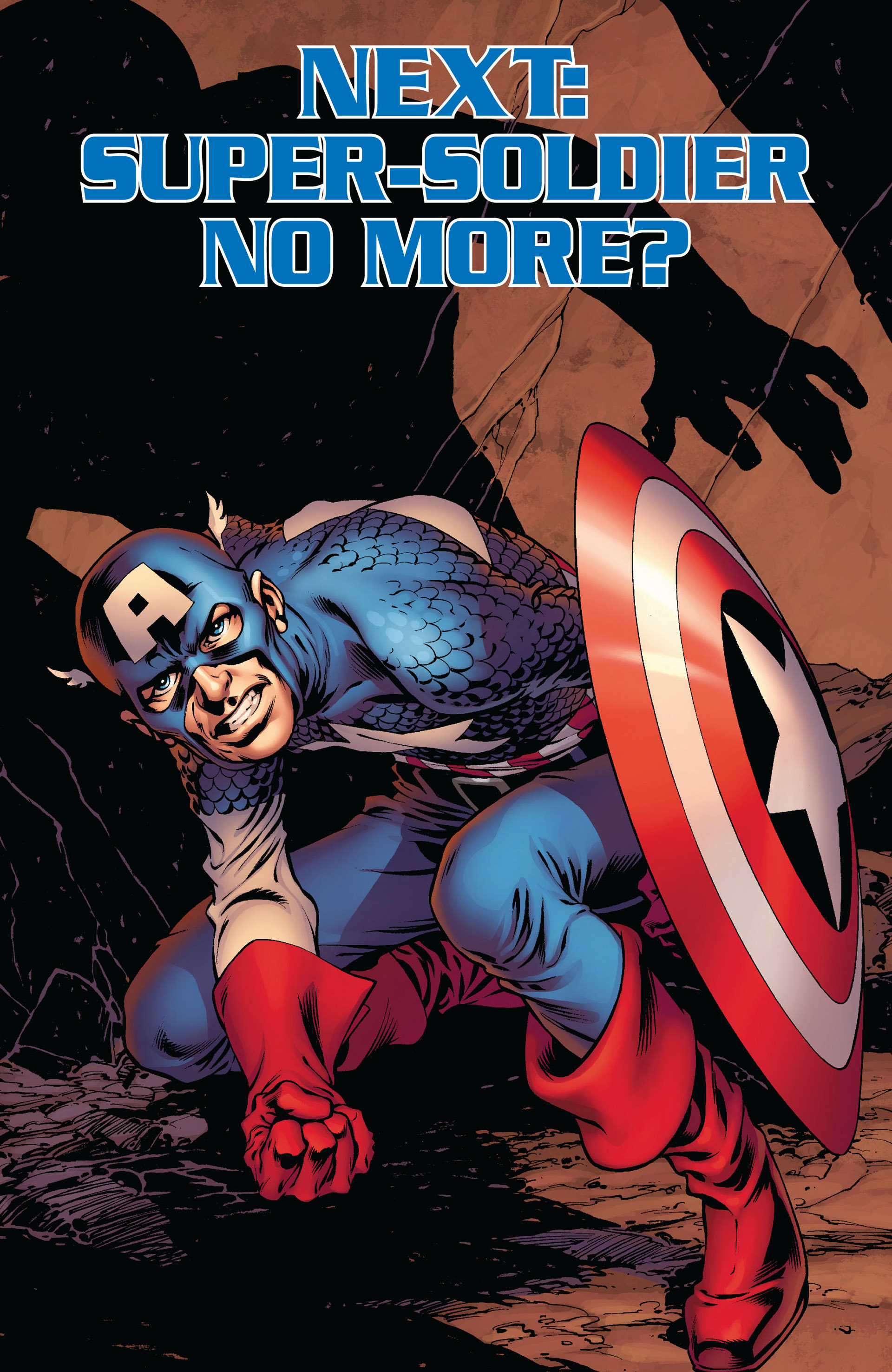 Captain America (2011) Issue #7 #7 - English 23