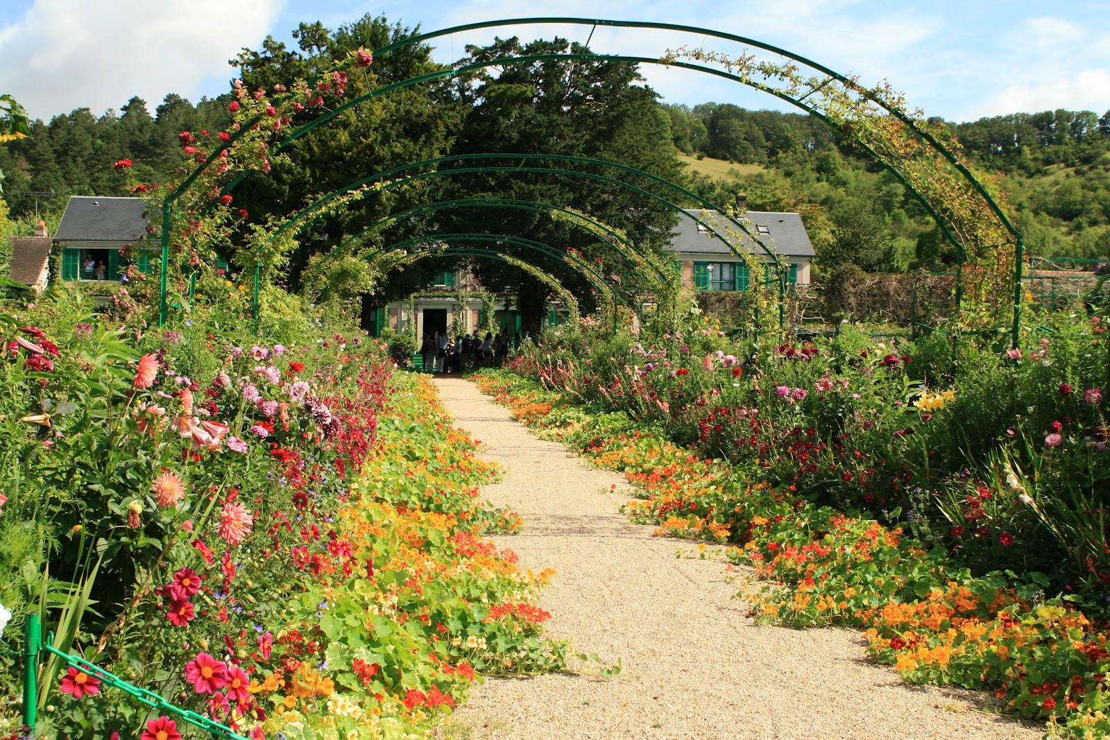Feelingsfromunderground maison et jardins de claude monet for Jardin giverny