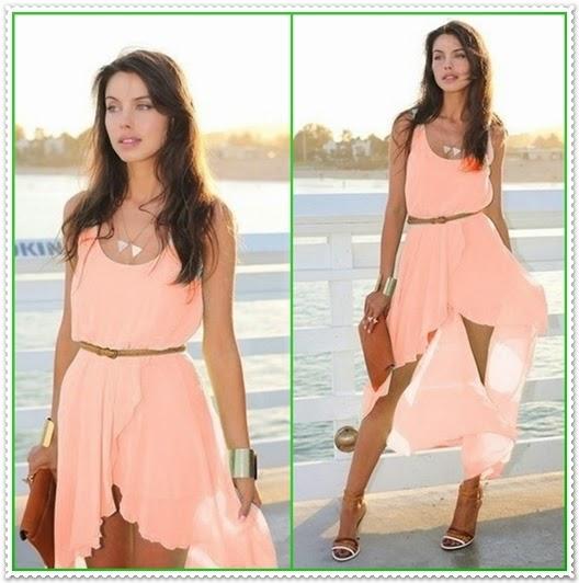 Romantische Kleider für Valentinstag 2015