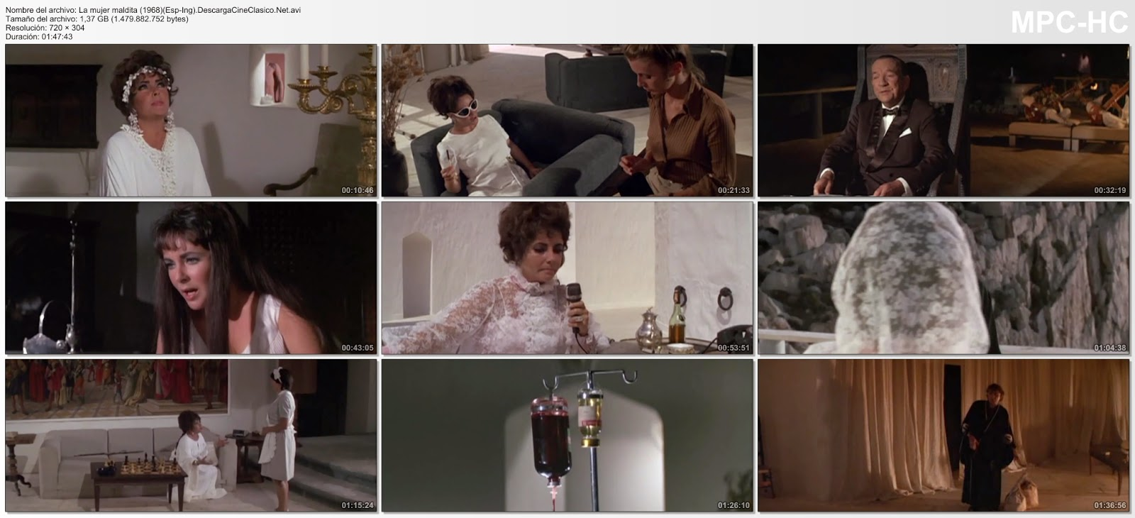 La mujer maldita (Boom)(1968)