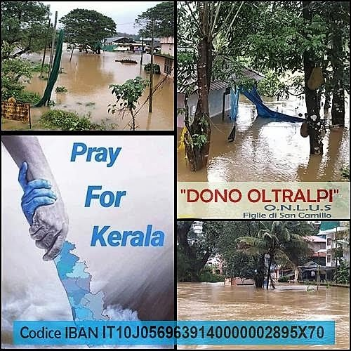 Aituo per il Kerala