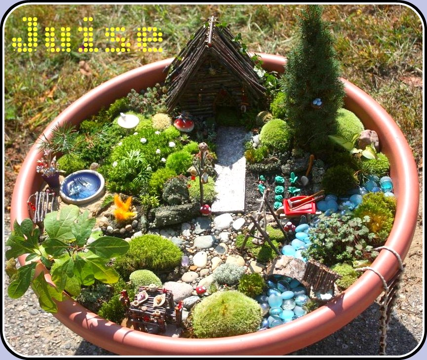 Awesome And Welcome To Our Faerie Garden. Kaia And I Have Had So Much Fun Working  On It Together These Last Couple Summers, It Has Been Such A Pleasure To  Bring To ...