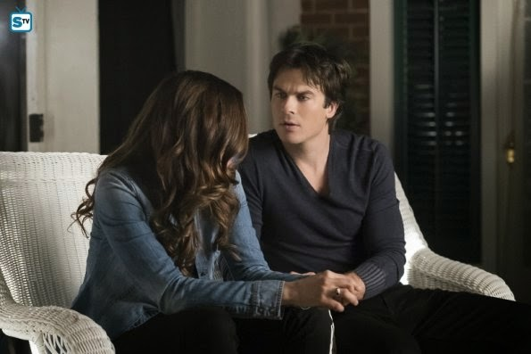The Vampire Diaries - Because - Review