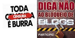 Combate a censura contra os blogueiros