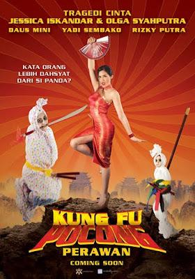 Download Trailer Kungfu Pocong Perawan Olga dan Jessica
