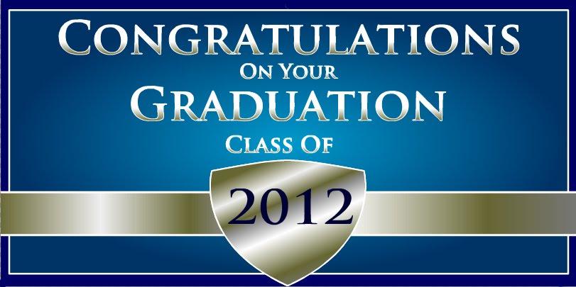 ESignscom Blog Spring Is Here - Graduation banner template