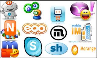 kumpulan aplikasi chatting paling populer