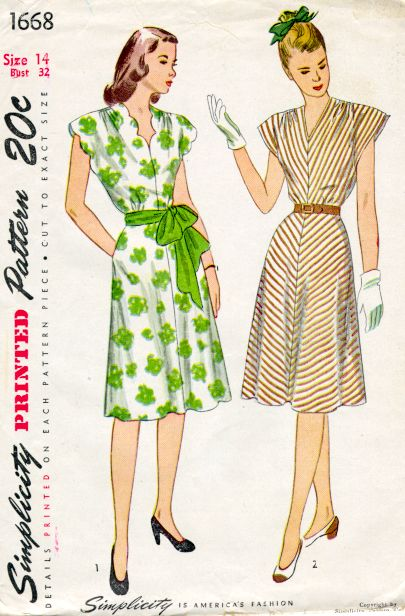 Bunny 39 S Victory My Vintage Wardrobe 1940 39 S Trouser Outifts