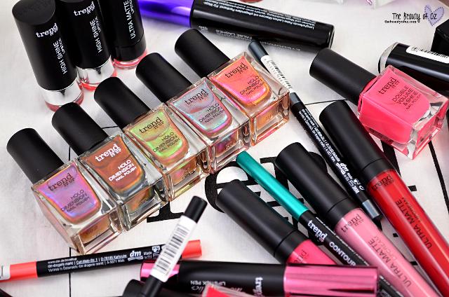 Gewinnspiel Trend It Up Kosmetikpaket