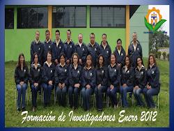 Investigación y Posgrado ITSX. Tecnólogos 2012.
