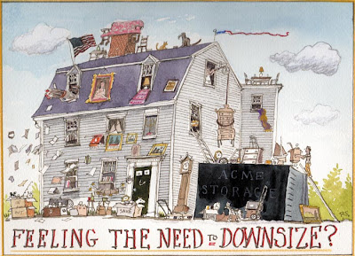 Downsizing In New England