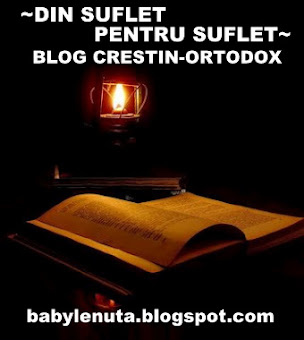 BLOG CRESTIN ORTODOX