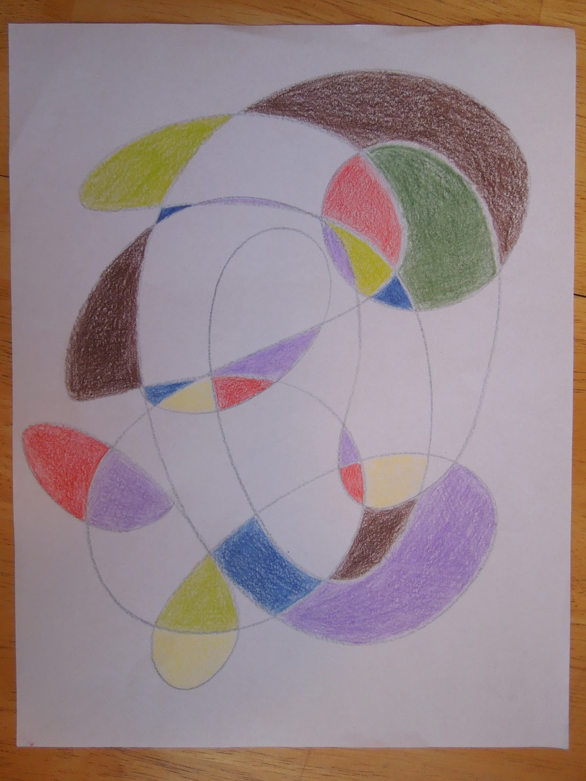 Scribble Drawing In Art Therapy : Behavioral interventions for kids scribble art
