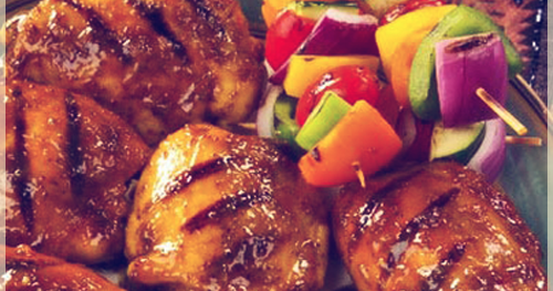 Yummy Tasty Recipes: Grilled Chicken With Herbs Recipe