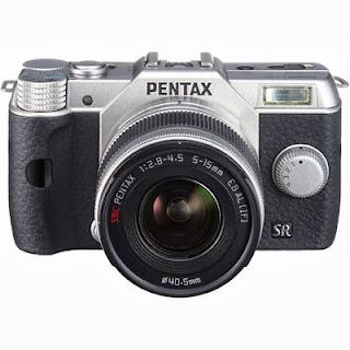 Kamera Pentax Q10