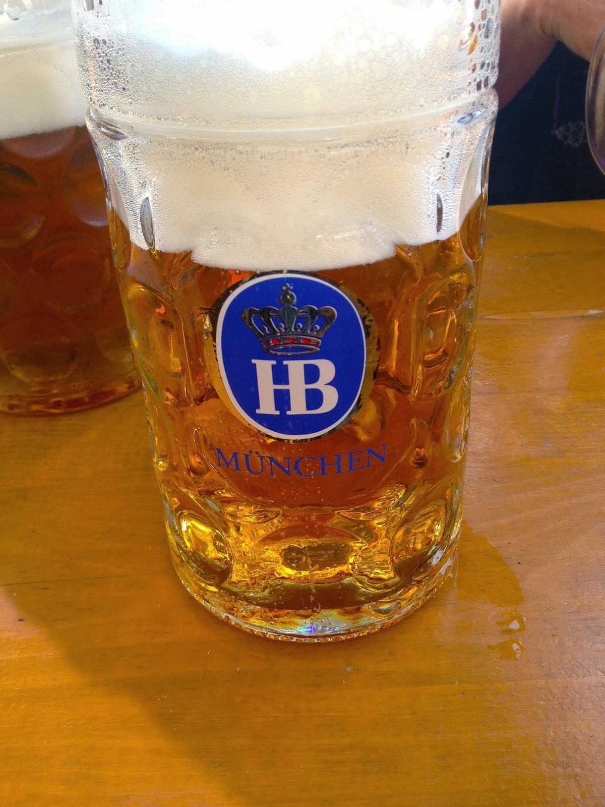 Hofbräuhaus München beer
