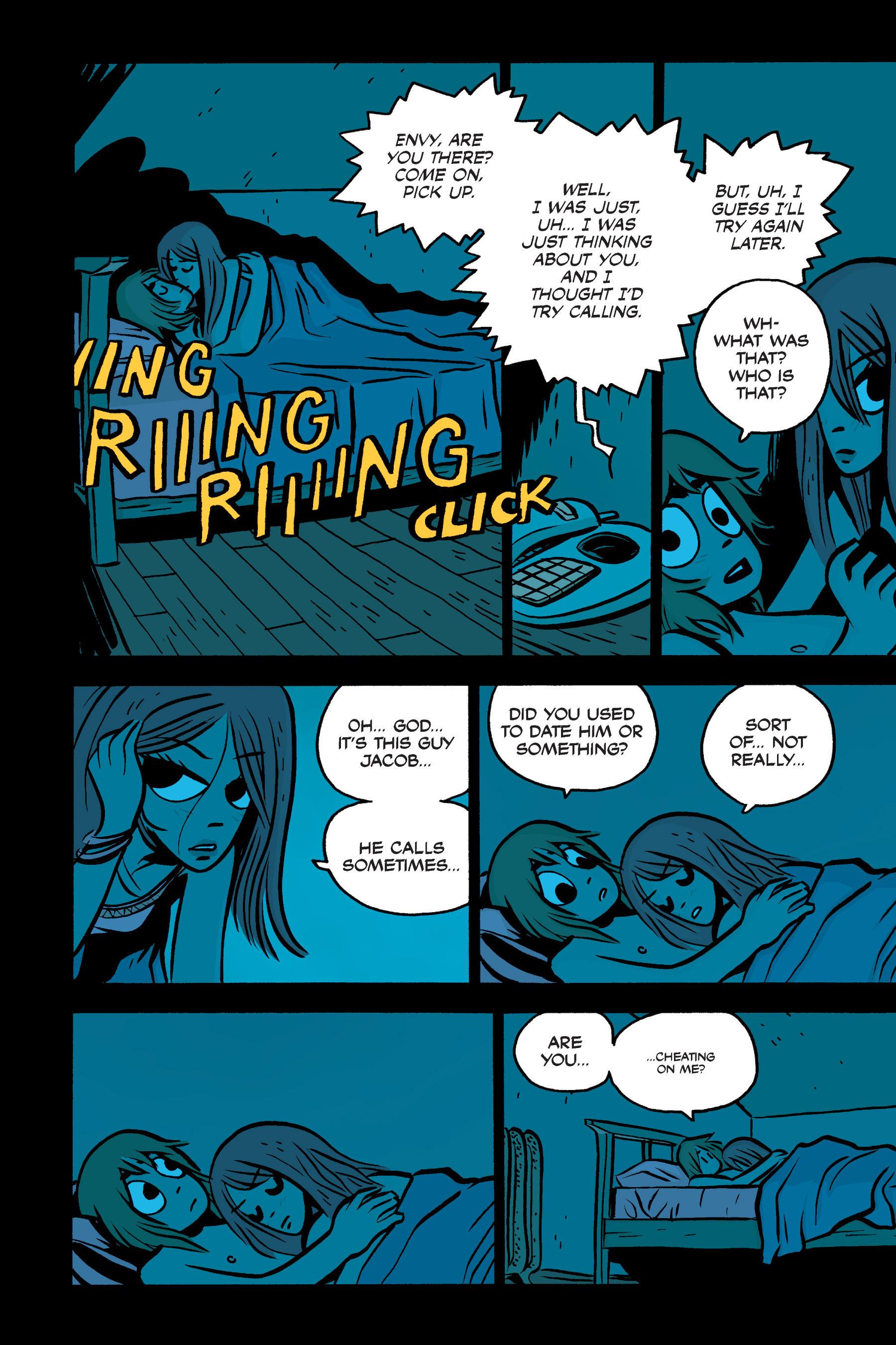 Read online Scott Pilgrim comic -  Issue #3 - 133