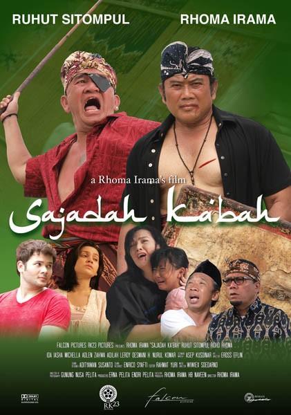 "Sajadah Ka'bah"" Film Terbaru Rhoma Irama & Ridho Rhoma"