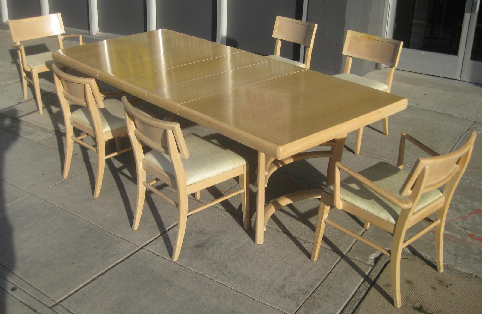 SOLD   U002750s Birch Dining Set   $150