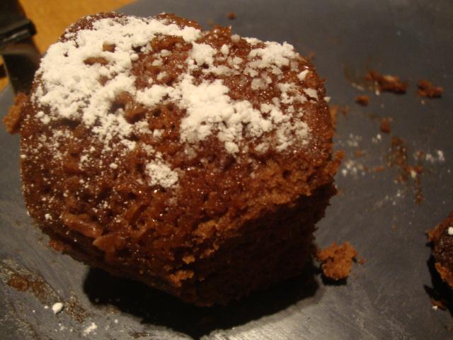 La f brica de recetas bizcocho en taza al microondas en 2 - Bizcocho microondas isasaweis ...