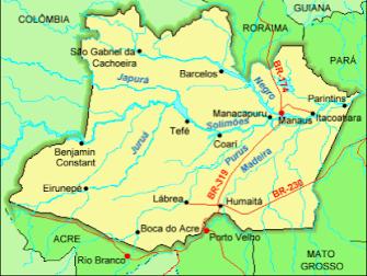 A DIOCESE DE COARI ESTÁ NO CORAÇÃO DO AMAZONAS