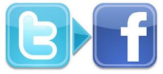 Cara hubungkan facebook dan Twitter