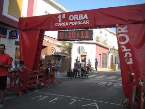 I volta a peu Orba 2012