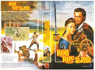 Rob Roy el gran rebelde (1953) - Carátula