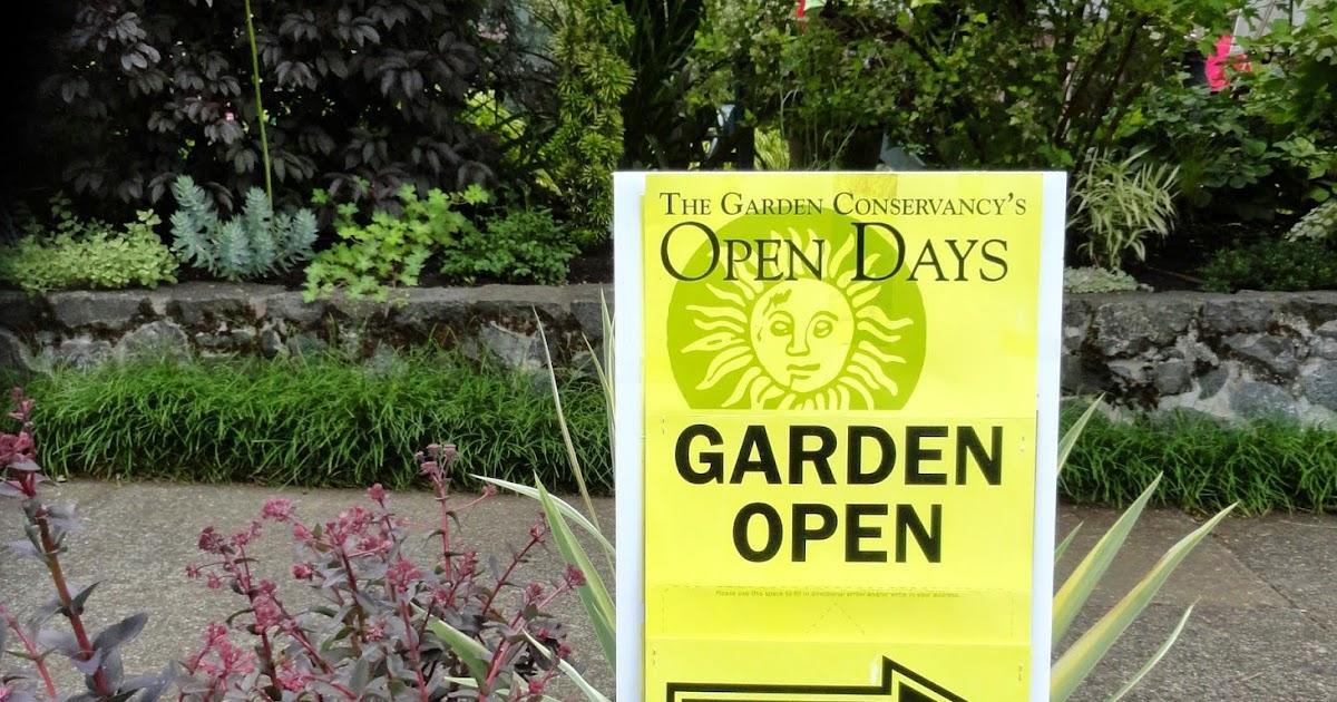 Danger Garden The Ferrante Garden Our Last Garden From The 2014 Portland Garden Conservancy Tour