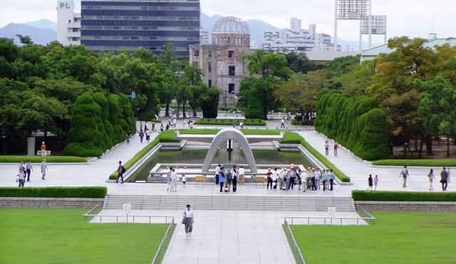 Tempat Wisata Terbaik di Jepang - Hiroshima Peace Memorial