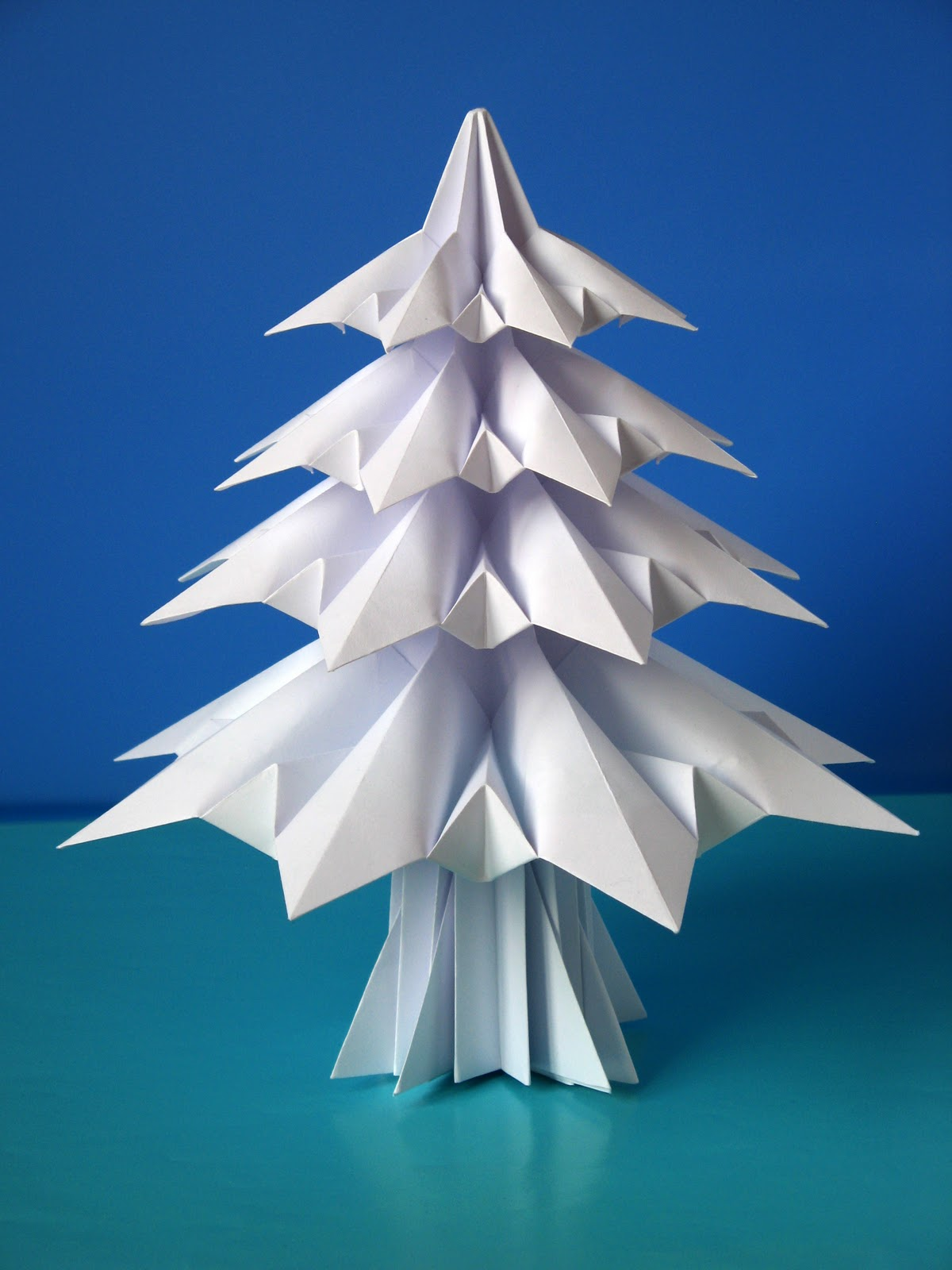 Kirigami Christmas Tree