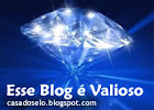 Presente do Blog Fruto do Espírito