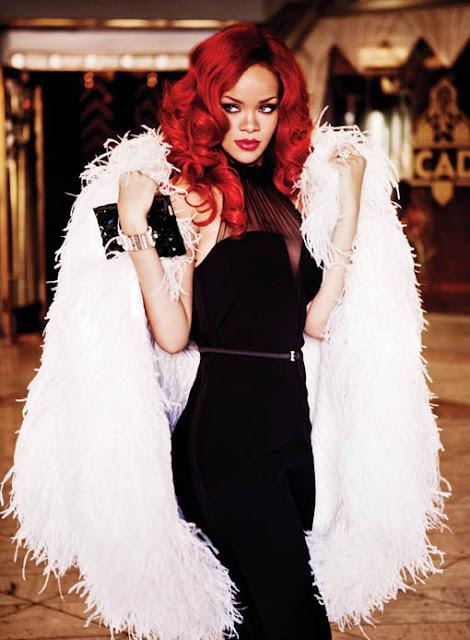 Rihanna: The Glamorous Life!