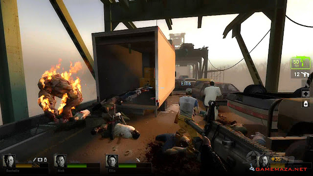 Left 4 Dead 2 Gameplay Screenshot 1