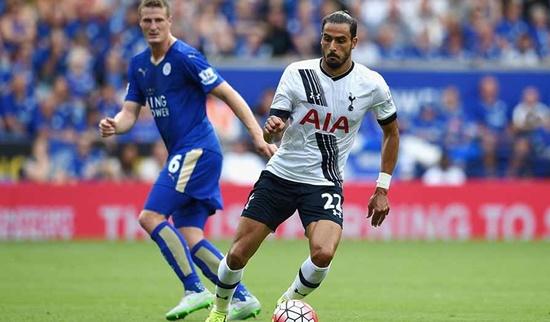 Leicester 1 x 1 Tottenham - Premier League 2015/16
