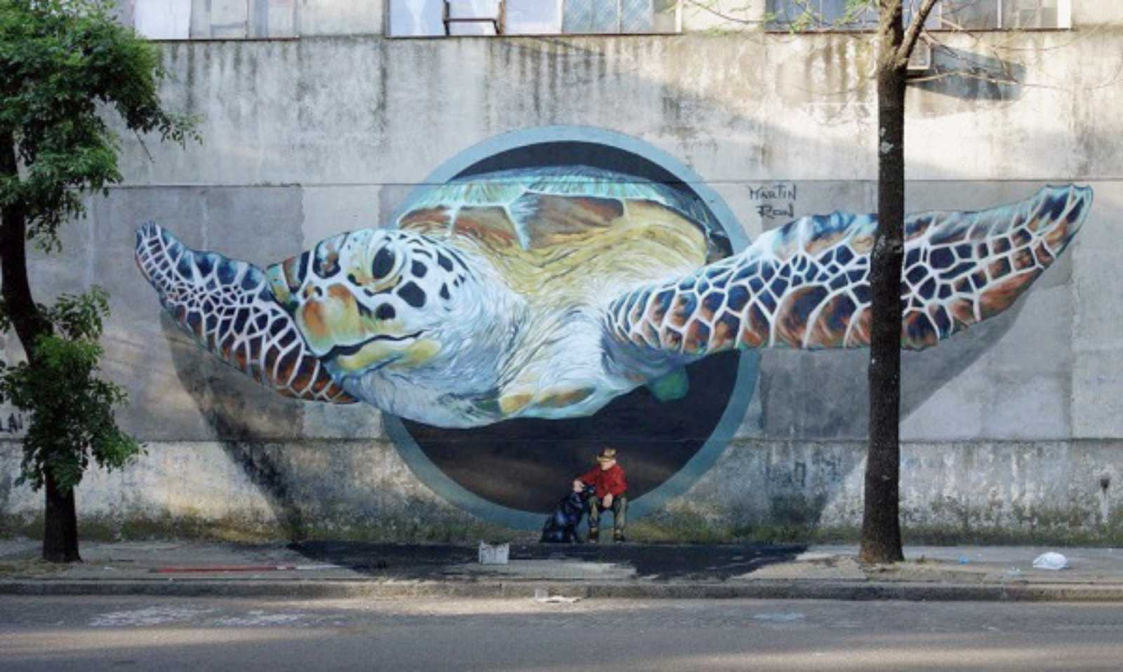 3d wall art for Creating a mural