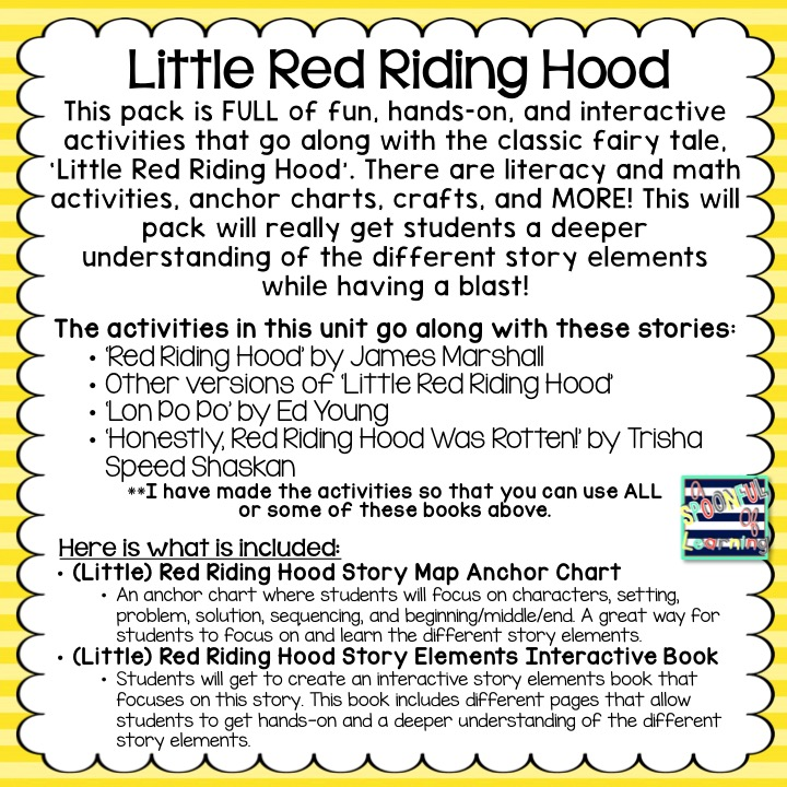 appropration of little red riding hood essay Read this full essay on the three little pigs and the little red ridding hood   little red riding hood: write a descriptive story and show the building of.