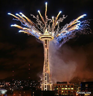 World's Most Awesome Fireworks Gallery