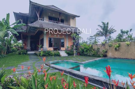 Casas nômades em Bali - Nomad House