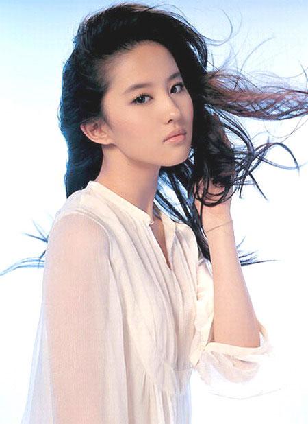 sexy chinese actress crystal liu yifei 01