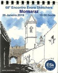 68º Encontro ÉSk | Monsaraz