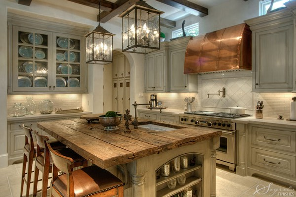 Dream Home Interiors: Vintage Kitchen