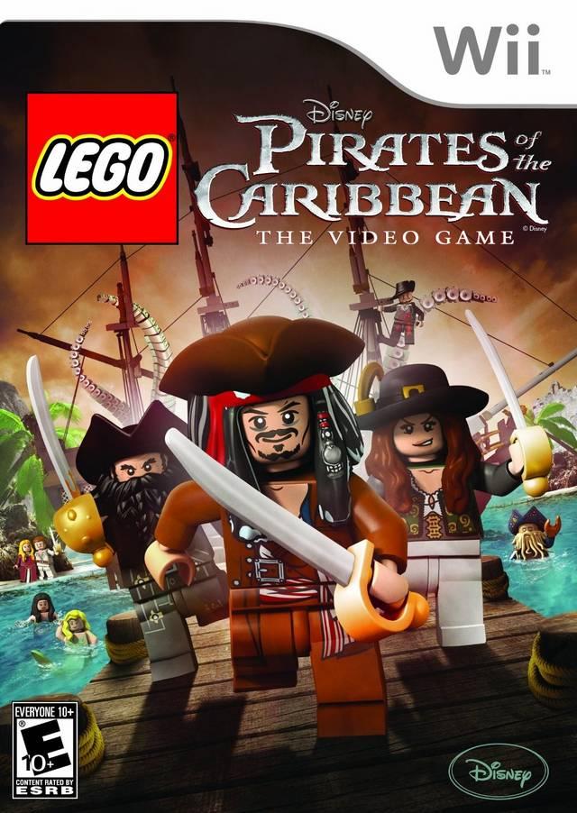 Lego Pirati Dei Caraibi Xbox 360 Lego Pirati Dei Caraibi Wii