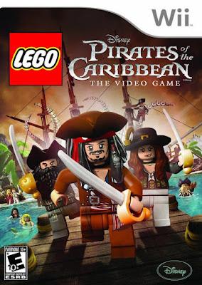 Lego: Pirati dei Caraibi Wii