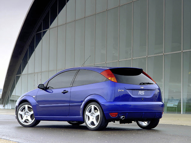 Cars Ford Focus RS (2002) Photo Gallery Wallpapers