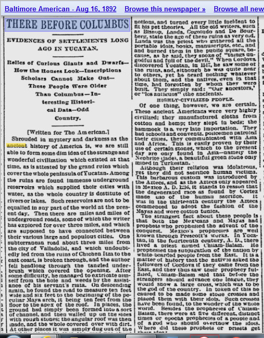 1892.08.16 - Baltimore American