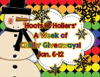 http://hootsnhollers.blogspot.com/2014/01/hoots-n-hollers-week-of-chillin.html