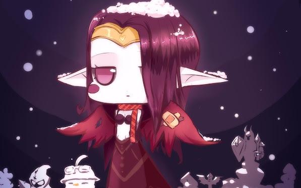 Chibi Morgana 4o