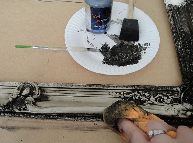 How to Antique Glaze - DIY Tutorial