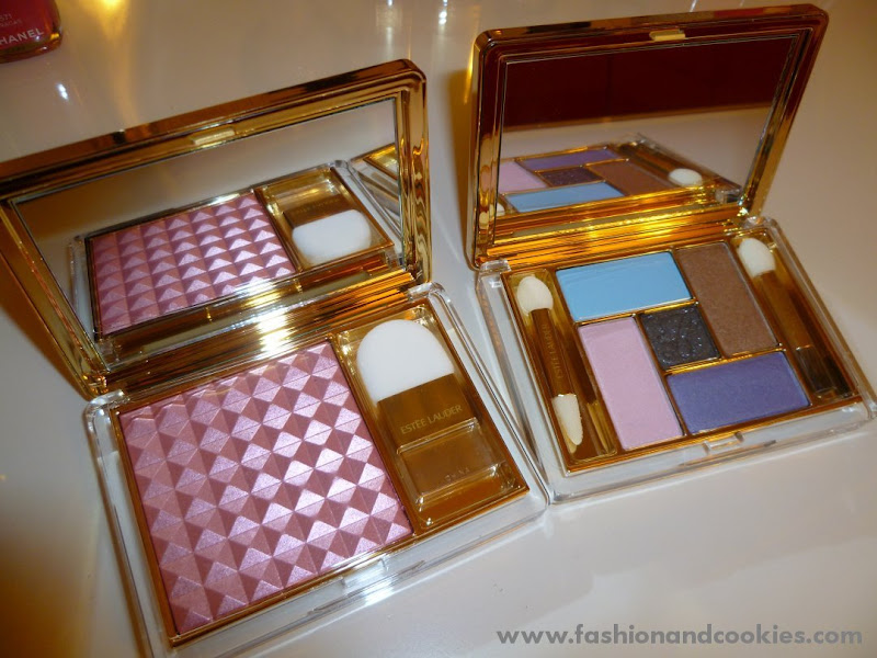 Estee Lauder palette spring 2013, Fashion and Cookies